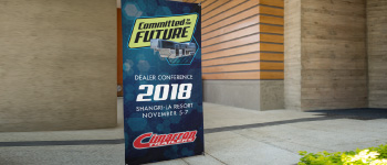 Cimarron Trailers Conference Banner