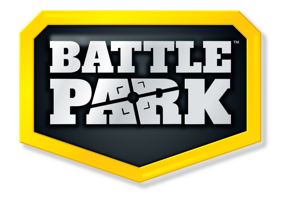battle park logo designed by Hester Designs of Oklahoma City