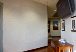 State Chamber of Oklahoma Interior Design