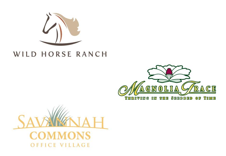 Crout Companies Development Logos