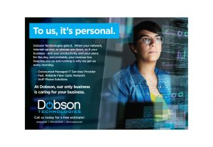 dobson technologies mailer example
