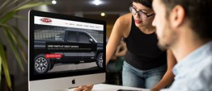 Hester Designs automotive web site design