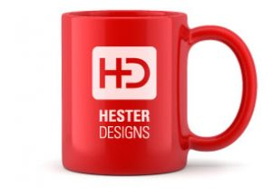 Hester Designs coffee will caffinate your brand