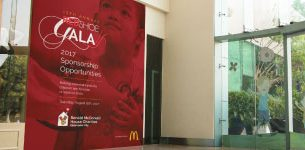 Hester Designs serve Ronald McDonald House chapters with print and web projects