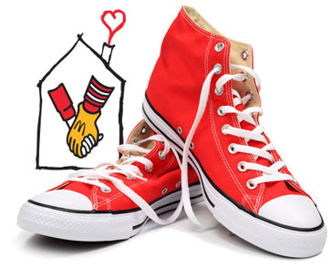 Hester Designs helps RMHC with design