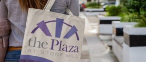 Hester Designs creates branding and marketing peices for The Plaza area