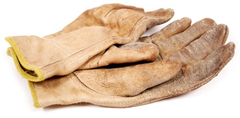 Hester Designs work gloves