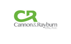 Cannon Rayburn CPAs logo design by Hester Designs