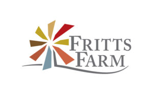 Fritts Farm logo design by Hester Designs