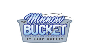 Minnow Bucket logo design by Hester Designs