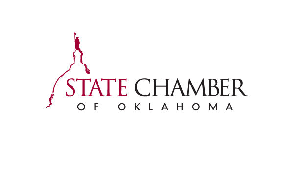 Oklahoma State Chamber  logo design by Hester Designs