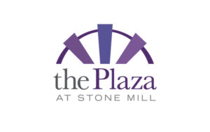 The Plaza logo design by Hester Designs