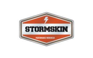Storm Skin logo design by Hester Designs