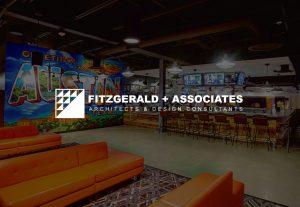 decorative background with Fitzgerald & Associates logo foregound