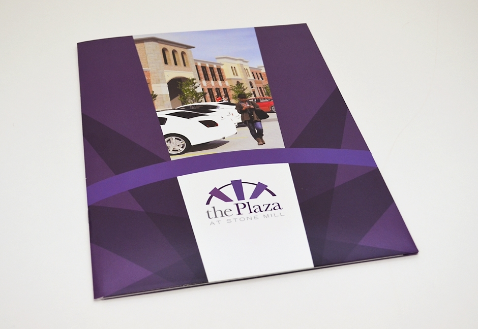 The Plaza at Stone Mill Brochure Cover