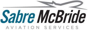 Sabre McBride logo design by Hester Designs