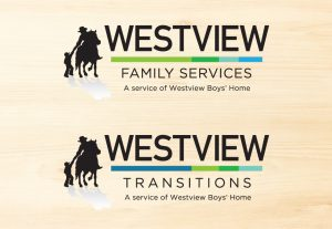 Westview Family Services and Westview Transitions Logos Designed by Hester Designs